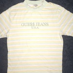 GUESS X ASAP ROCKY COLLAB TEE DEADSTOCK